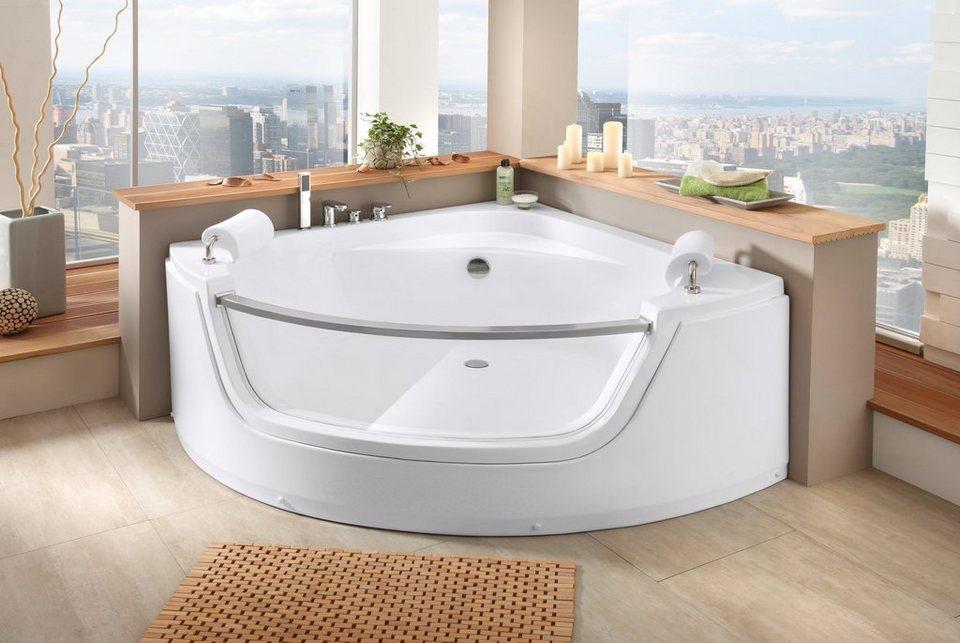 Badewanne online kaufen » Eckbadewanne & mehr | OTTO | {Badewanne mit duschzone komplett 65}