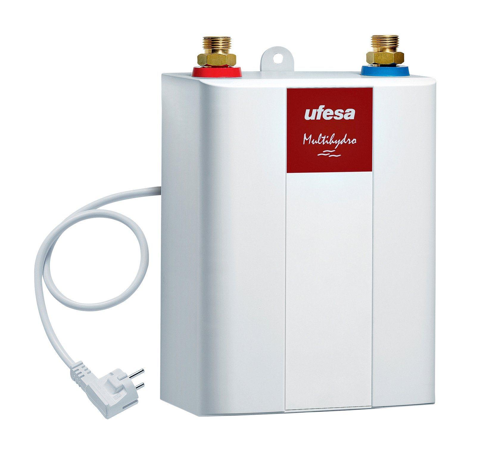 Ufesa Kleindurchlauferhitzer »Ufesa DE 1 UF 04« | Baumarkt > Heizung und Klima > Durchlauferhitzer | Ufesa