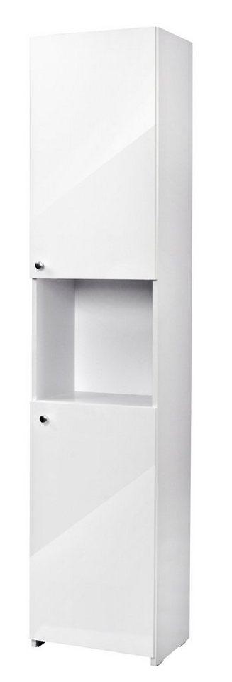 Hochschrank »Maxi 2« 40 cm in weiß