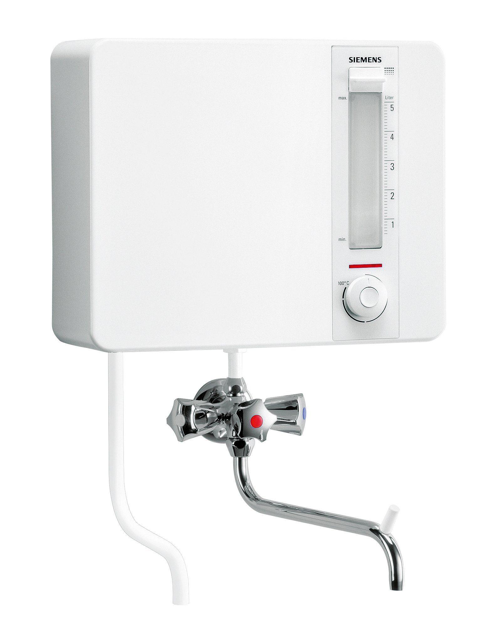 Kochendwasser-Gerät »Siemens BK 20100 inkl. Armatur«