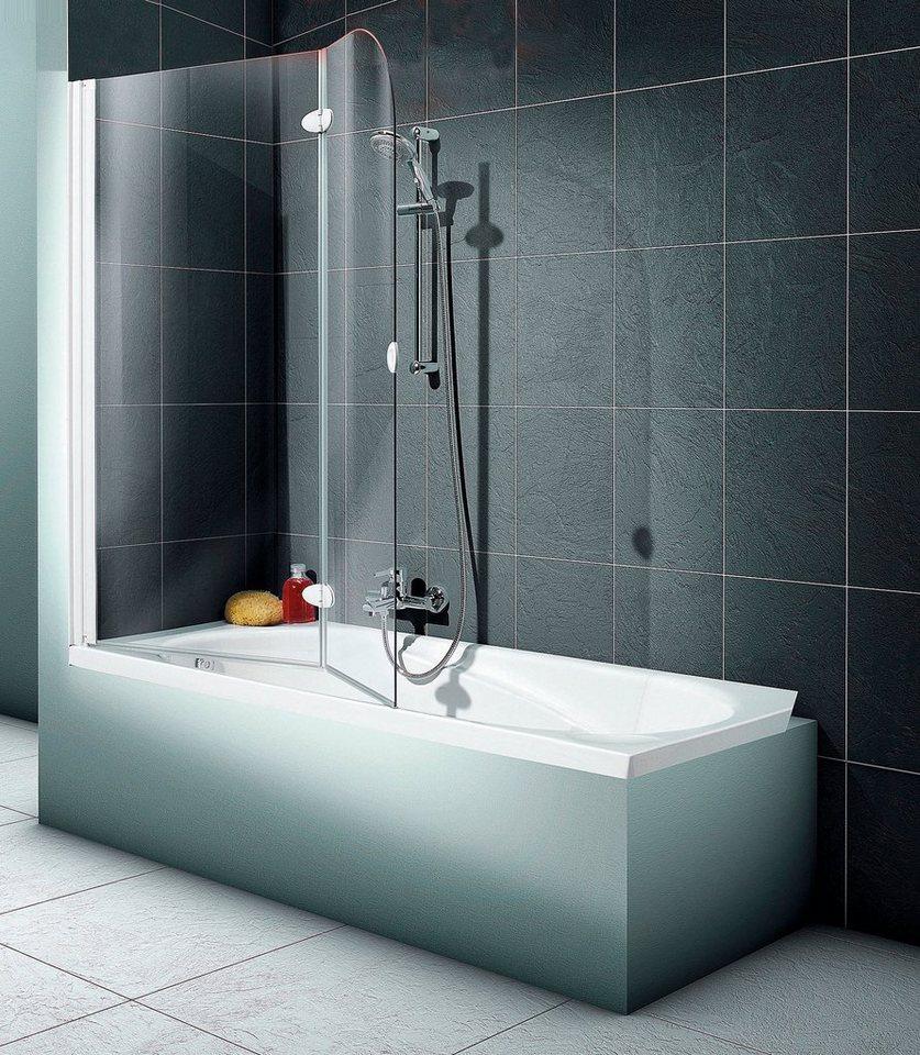 badewannenaufsatz kaufen wannenaufsatz trennwand otto. Black Bedroom Furniture Sets. Home Design Ideas