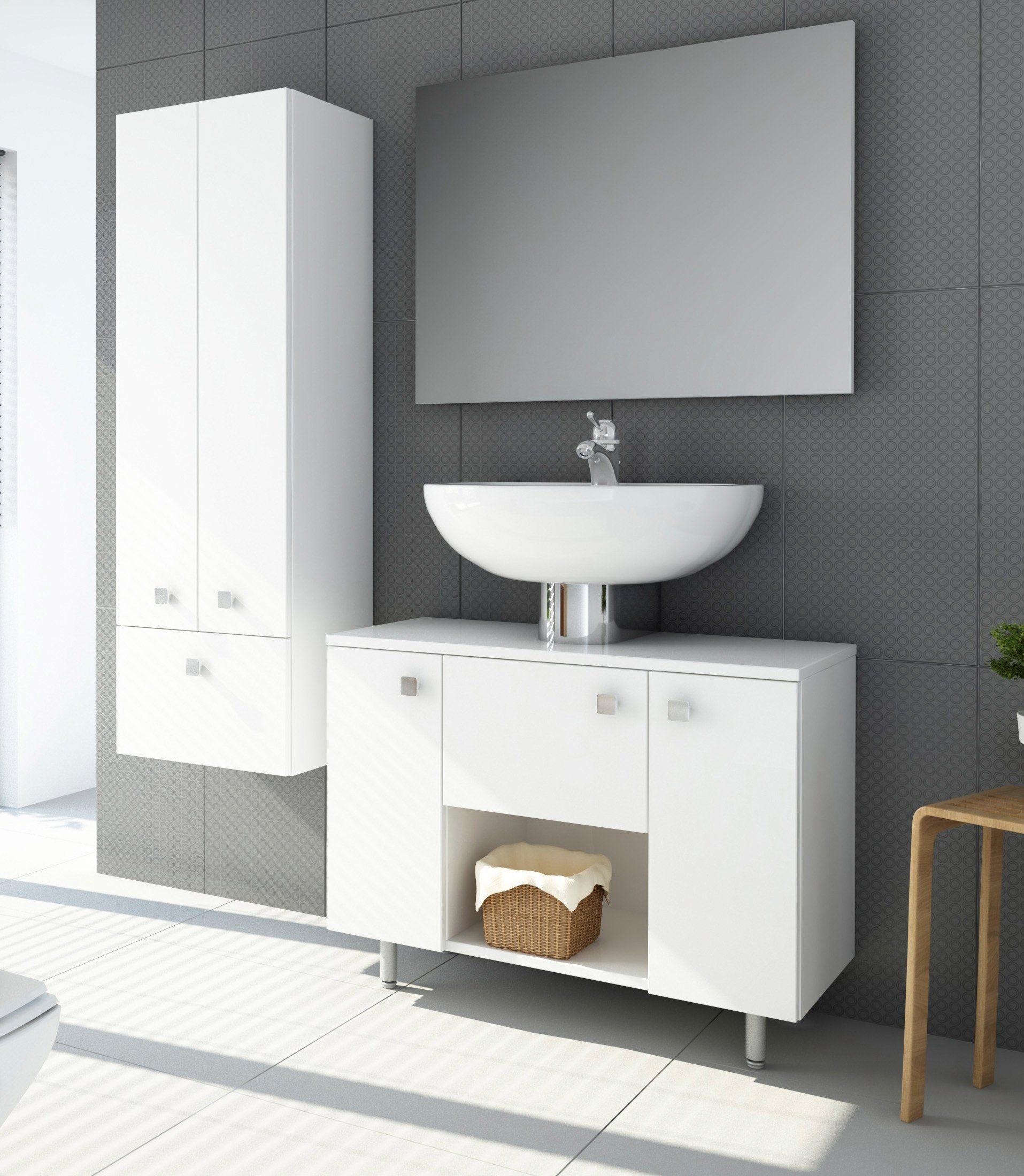Aquaform Waschbeckenunterschrank »Sines«