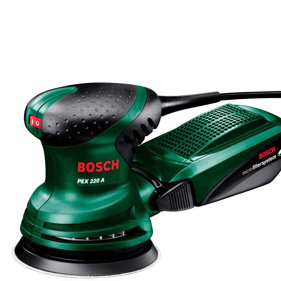 Bosch Exzenterschleifer »PEX 220 A«