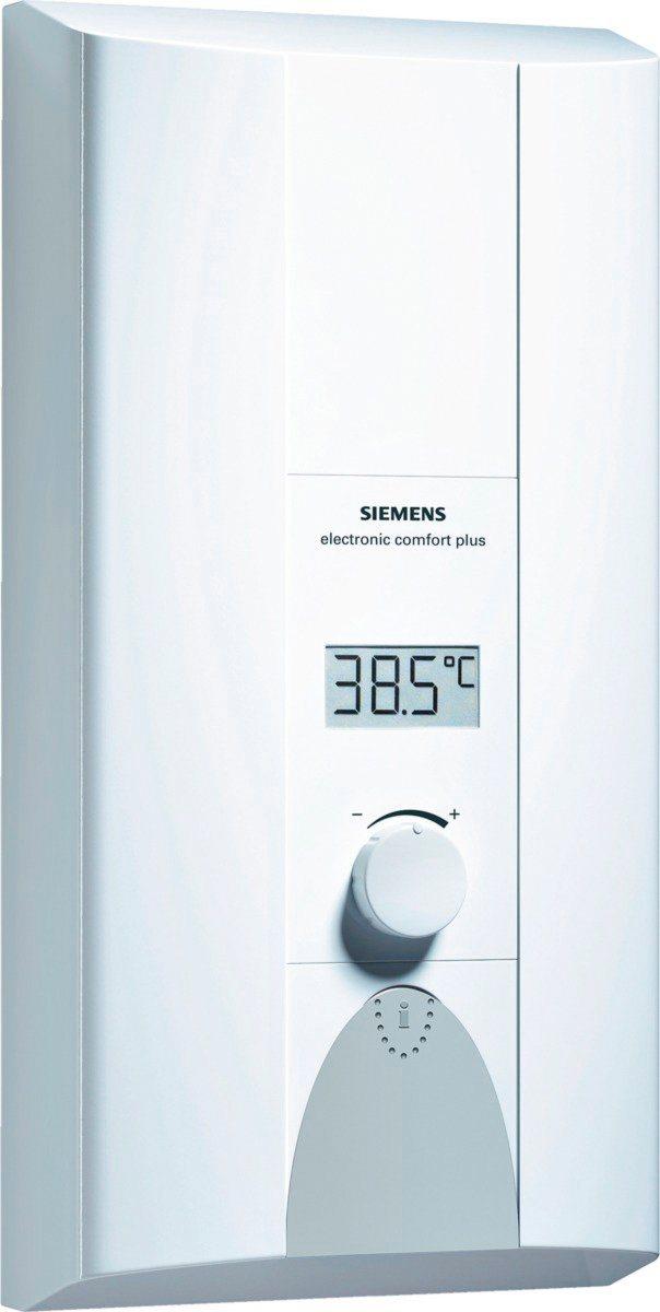 Siemens Durchlauferhitzer »DE 5261821 / DE 5262427« | Baumarkt > Heizung und Klima > Durchlauferhitzer | SIEMENS