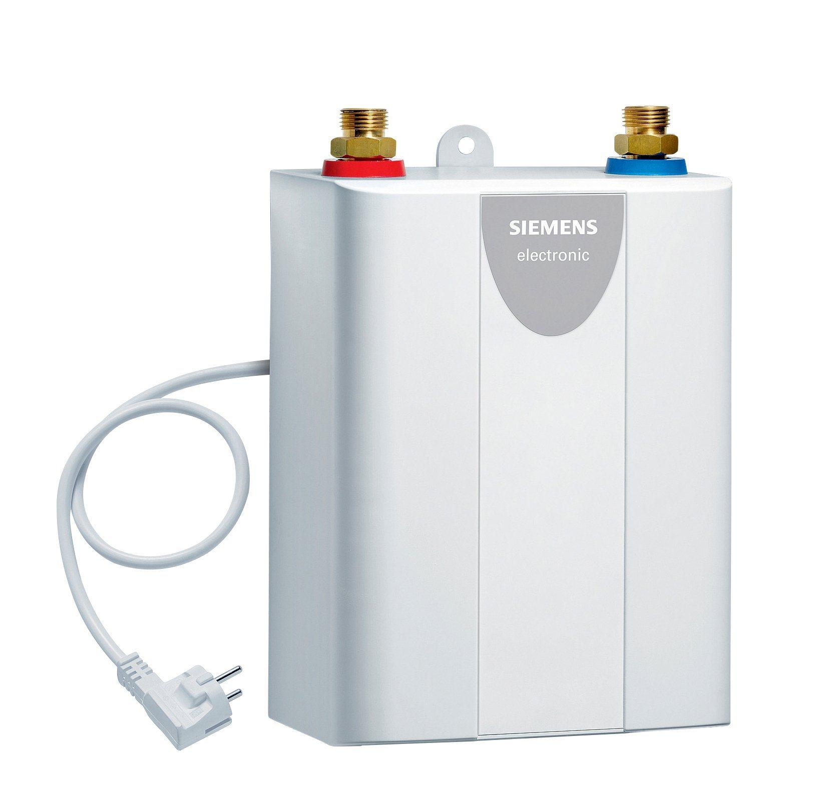 Siemens Kleindurchlauferhitzer »Siemens DE10104« | Baumarkt > Heizung und Klima > Durchlauferhitzer | SIEMENS