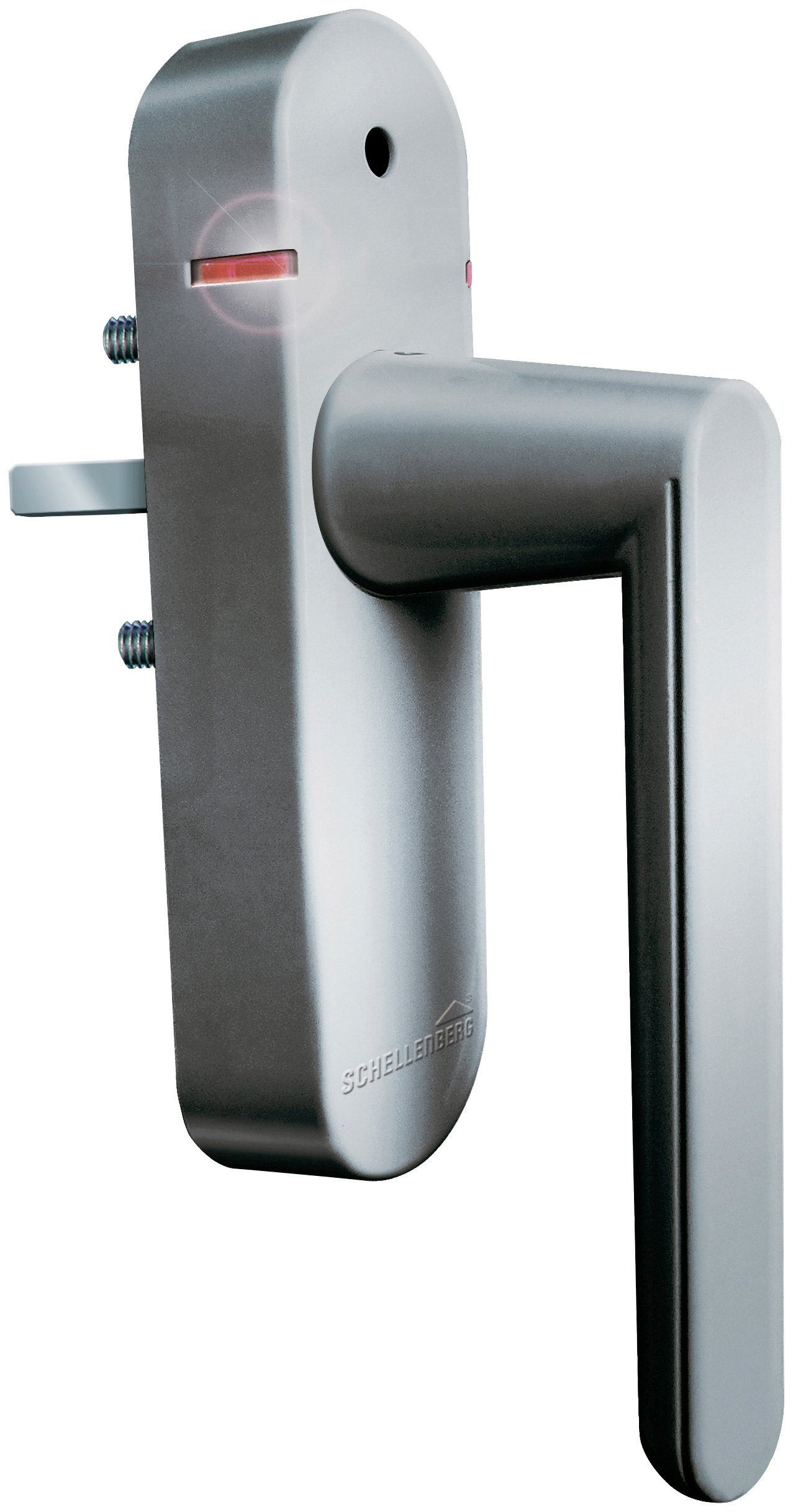 Alarmfenstergriff »46513«, silber, Funk Smart Home, 118 db