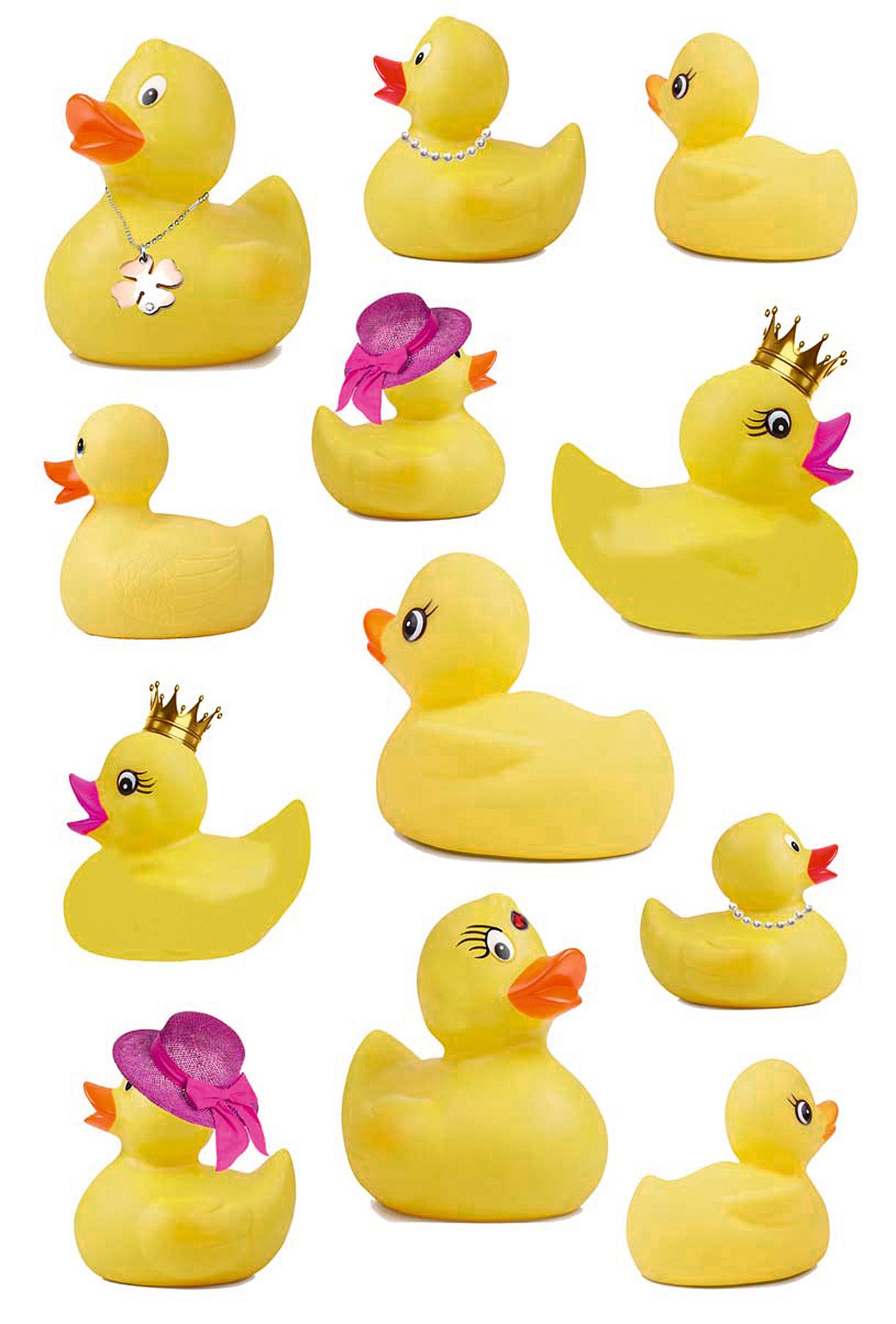 Wandfolie »Statics Duckie«
