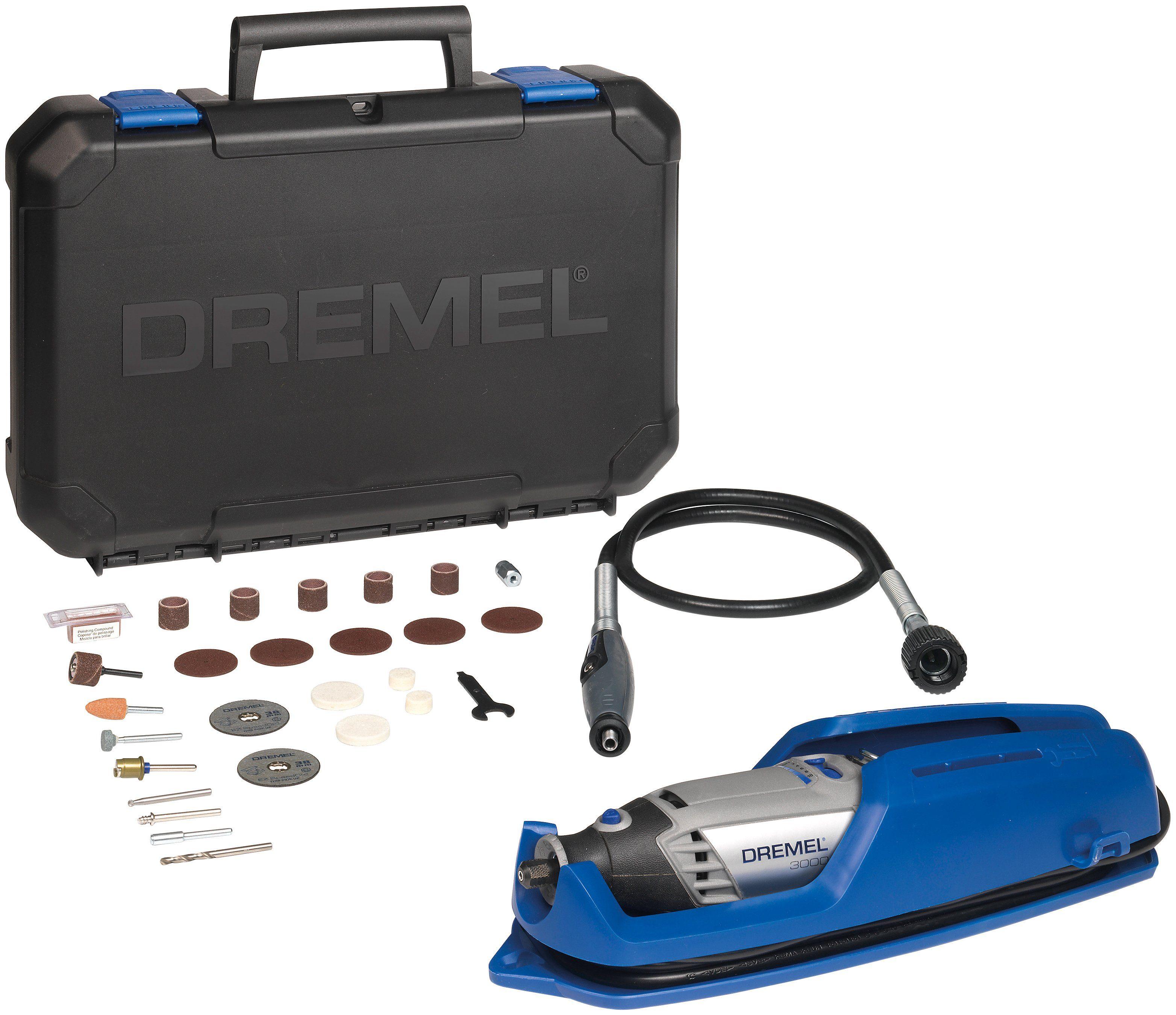 Dremel Multifunktionswerkzeug »DREMEL® 3000 (3000-1/25 EZ)«