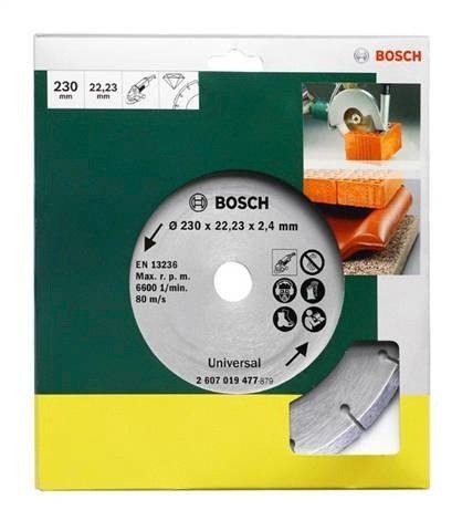 Bosch Diamanttrennscheibe »für Baumaterial, Ø 230 mm«
