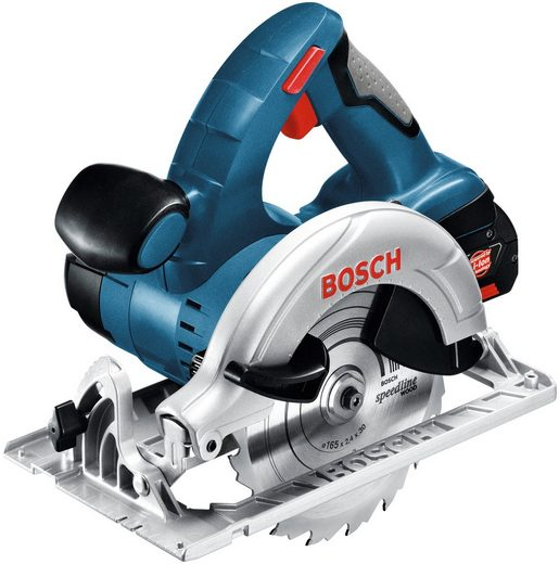 Bosch Professional Akkuhandkreissäge »GKS 18 V-LI«