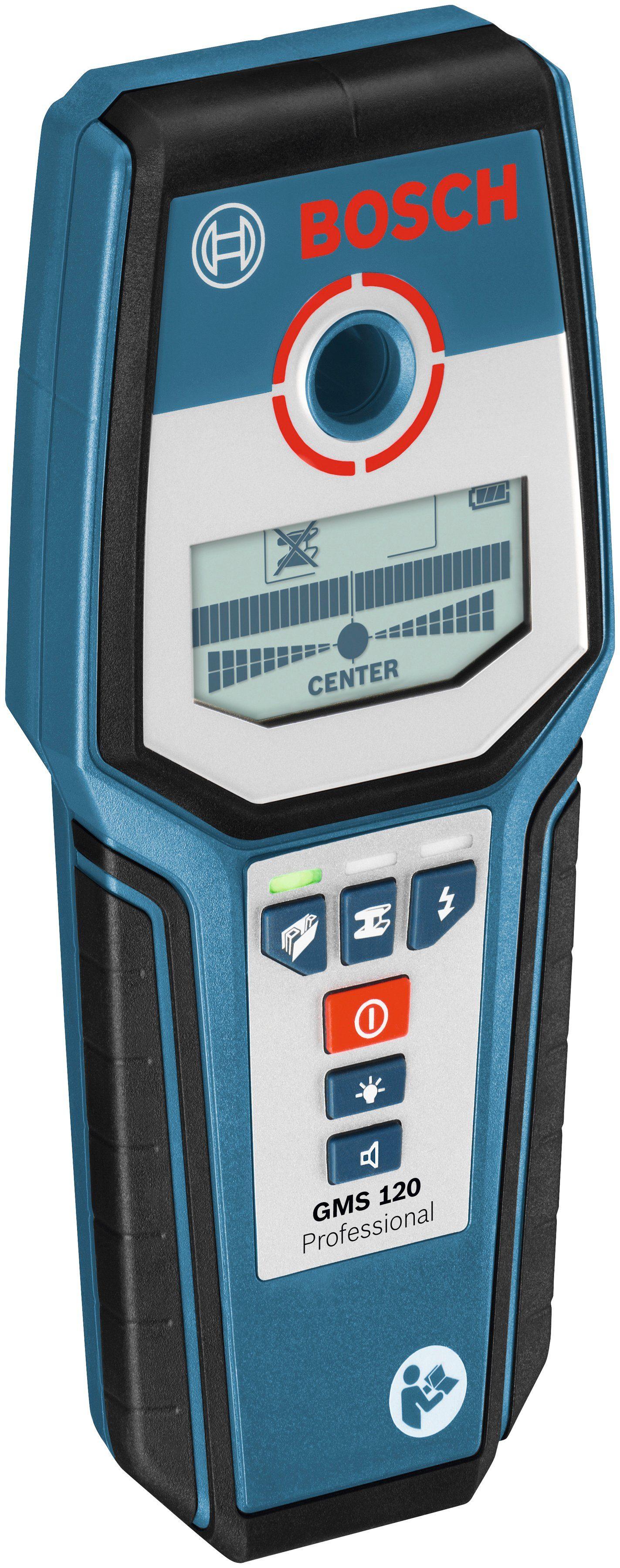 Bosch Professional Ortungsgerät »GMS 120 Prof«