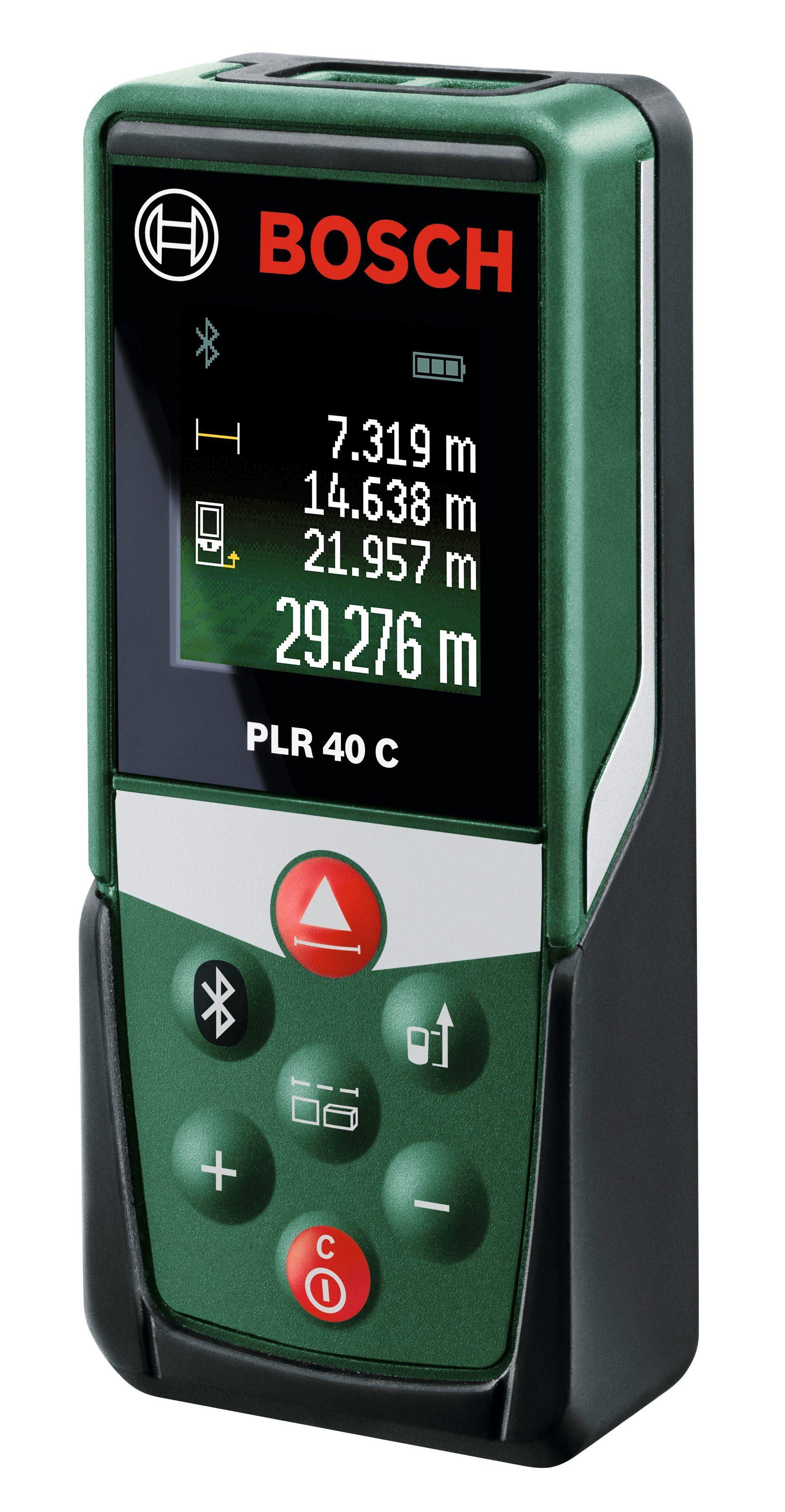 Bosch Laser-Entfernungsmesser »PLR 40 C«