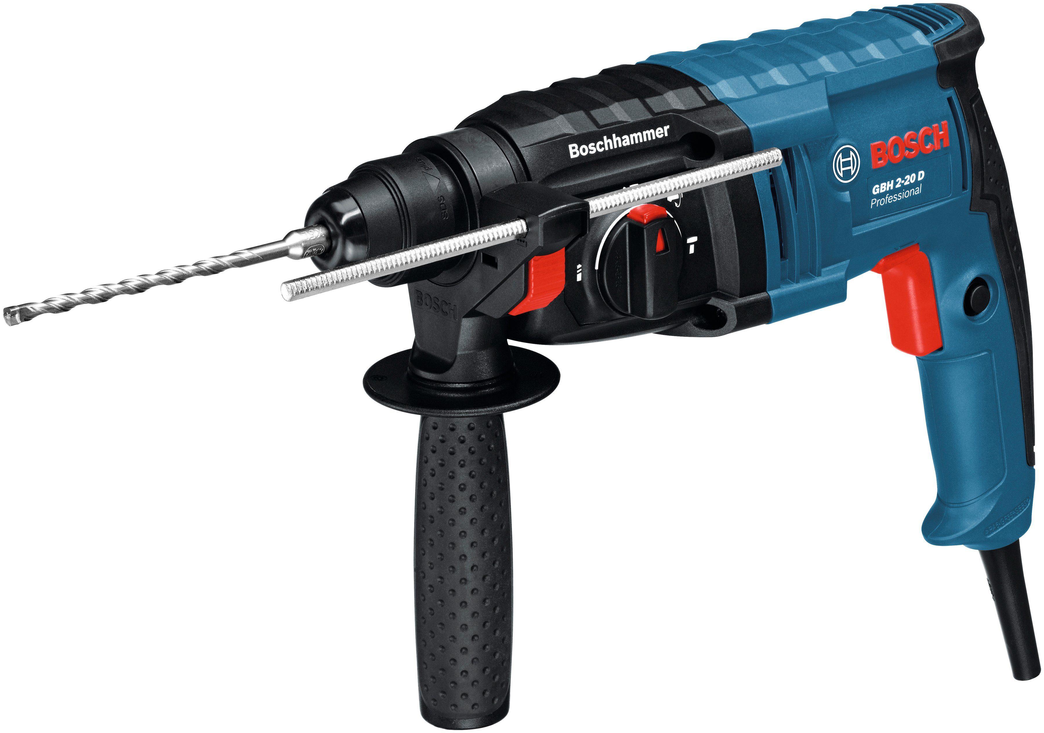 Bosch Professional Bohrhammer »GBH 2-20 D«