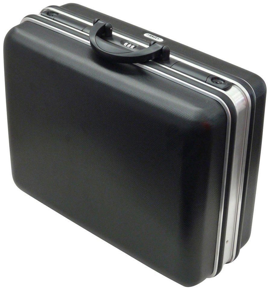 Elektriker-Werkzeugkoffer, Famex 678-10, 31-tlg. in schwarz