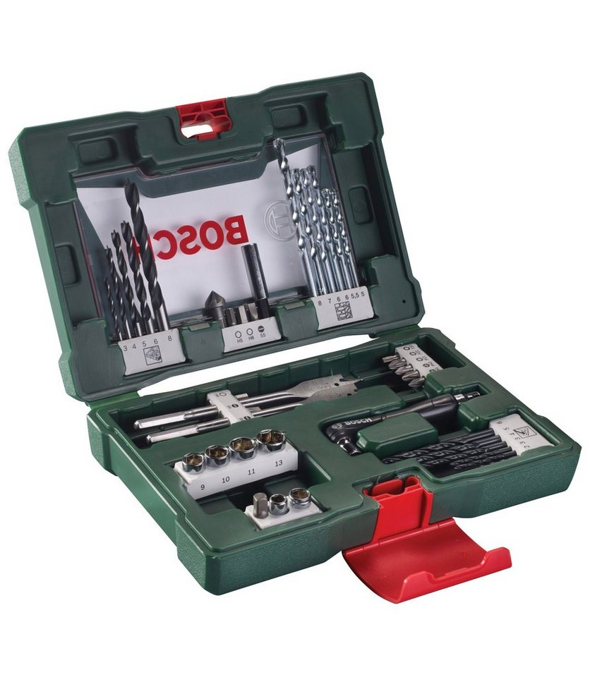 bosch bohrer-set »v-line« (41-tlg.) online kaufen | otto
