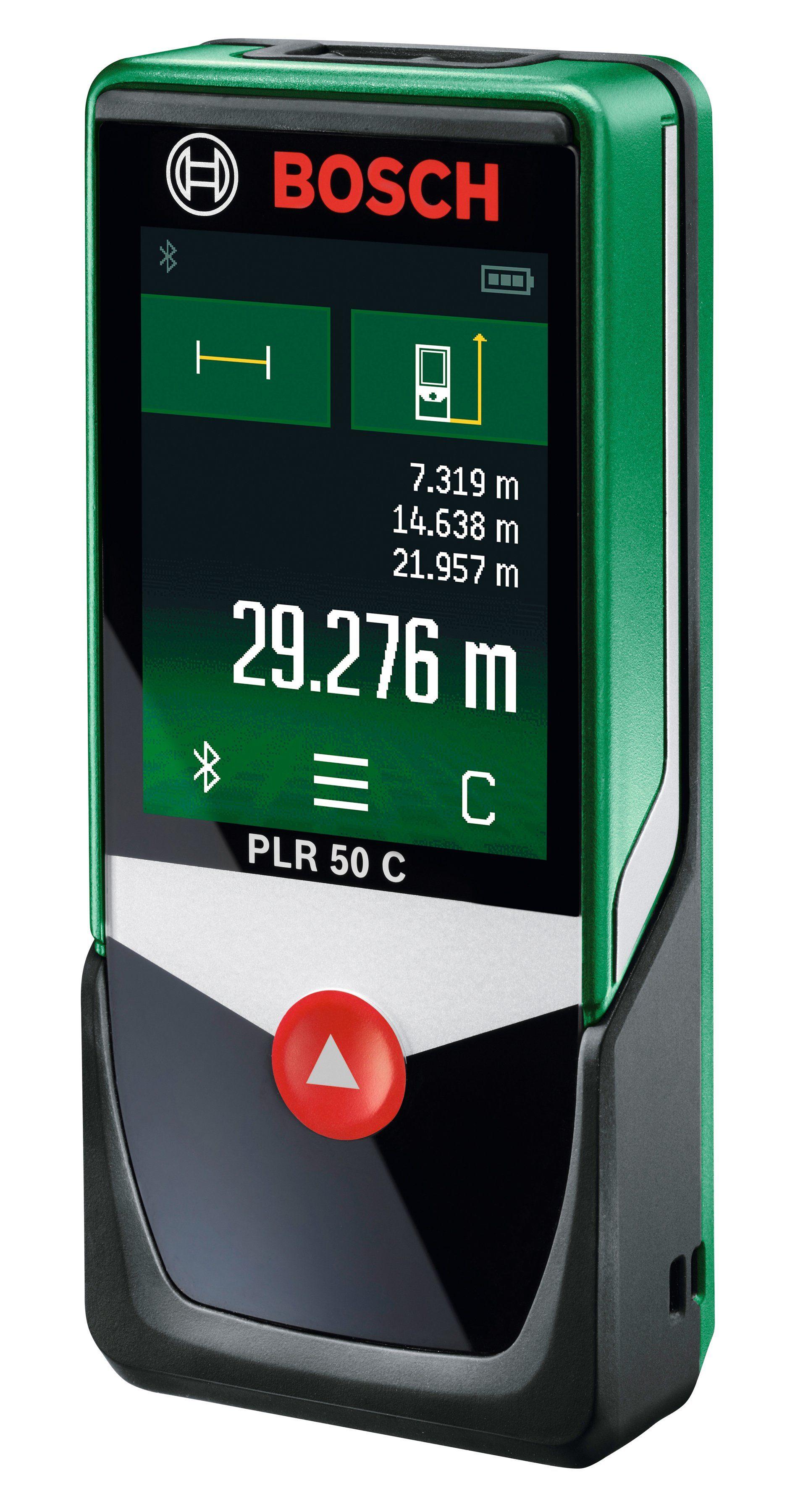 Bosch Laser-Entfernungsmesser »PLR 50 C«