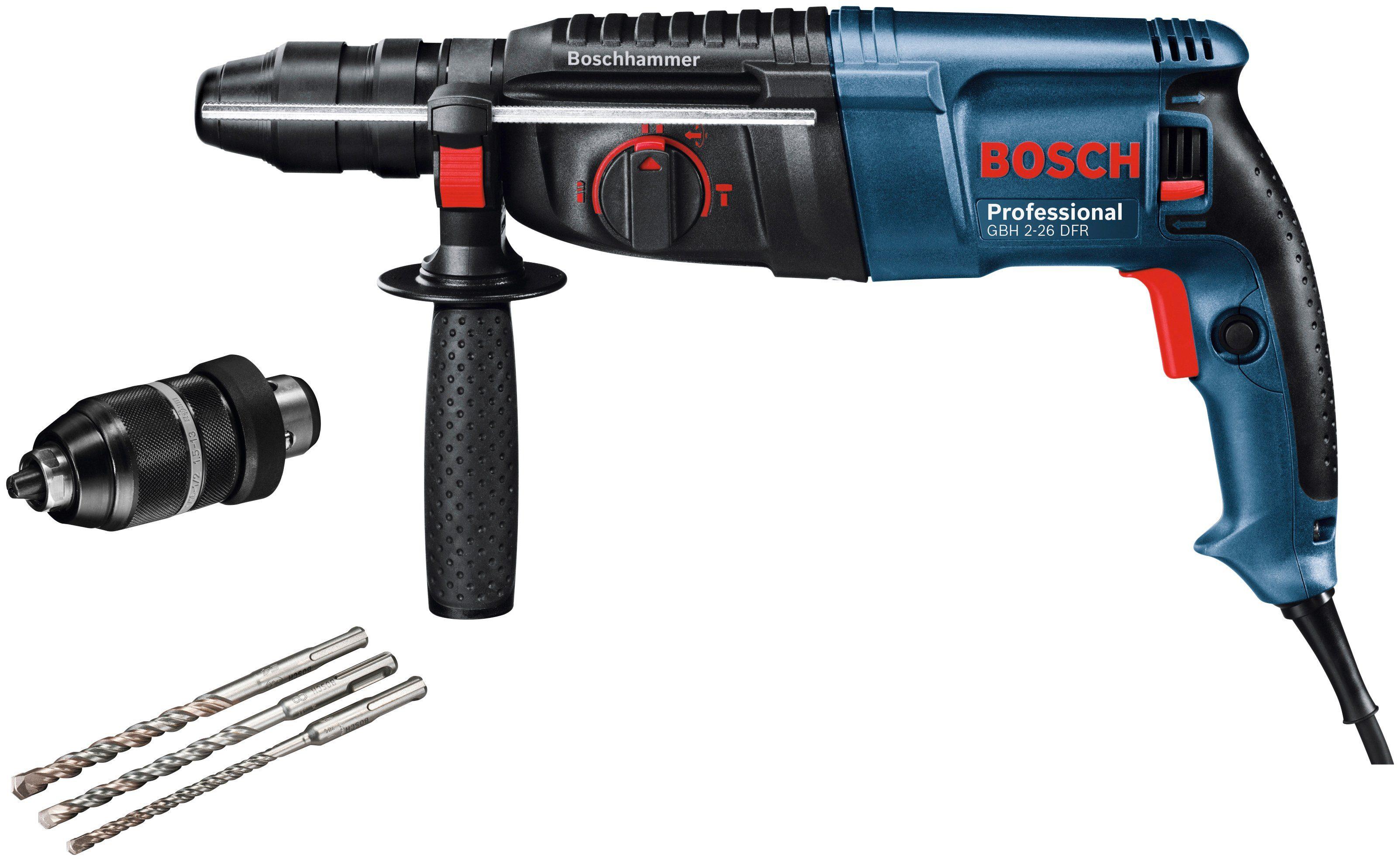 Bosch Professional Bohrhammer »GBH 2-26 DFR«