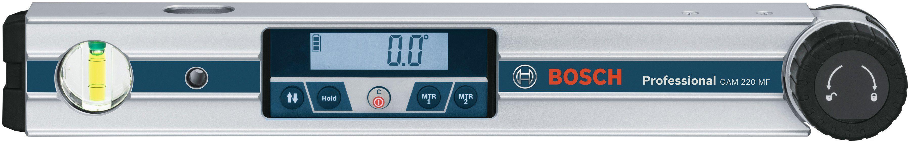 Bosch Professional Winkelmesser »GAM 220 MF«