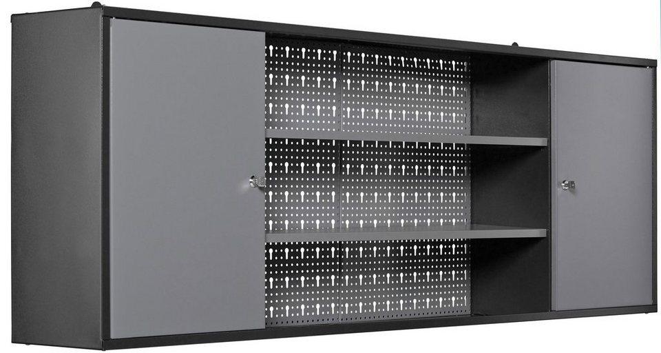 Hängeschrank, 2 Türen, grau online kaufen | OTTO