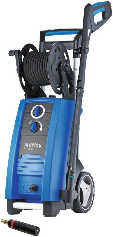 Hochdruckreiniger »P 150.2-10 X-tra« in blau