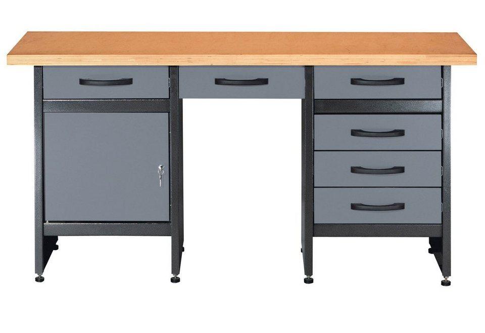 Werkbänke online kaufen » Aus Holz & Metall | OTTO