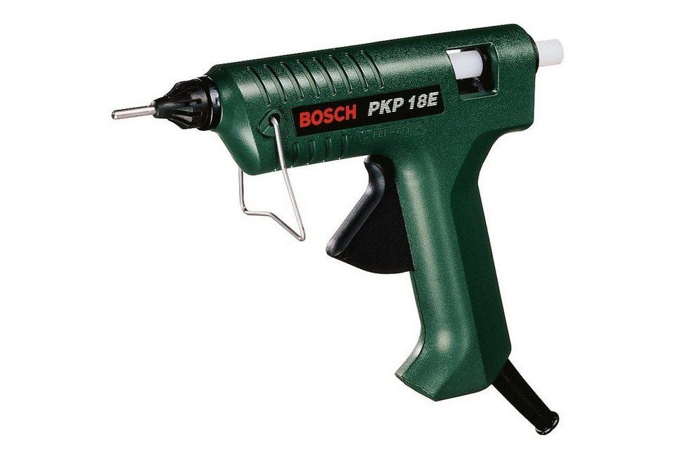 Heißklebepistole »PKP 18 E« in grün