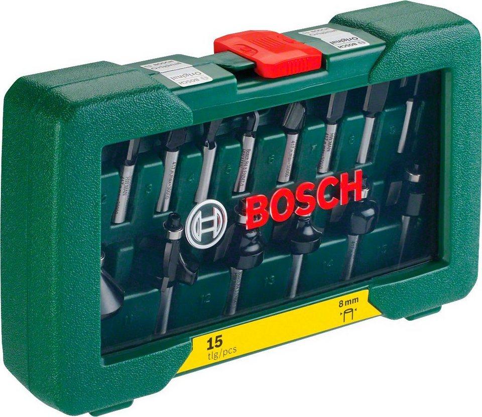 Bosch Fräse