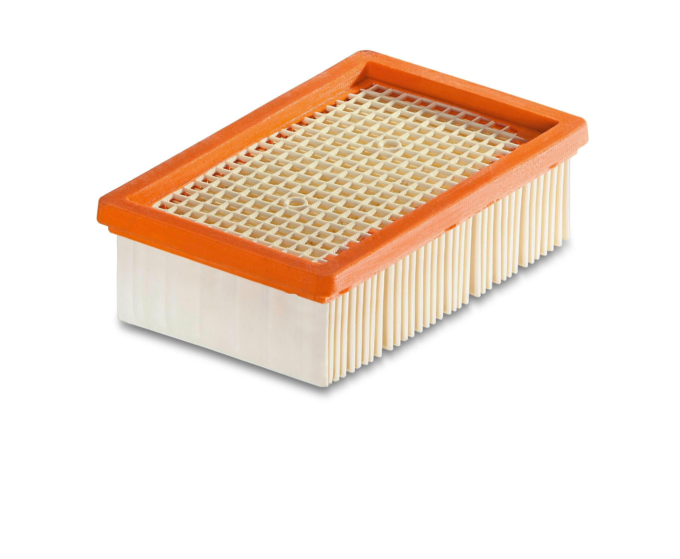 Kärcher Nass-Trocken-Sauger-Filter »Flachfaltenfilter«