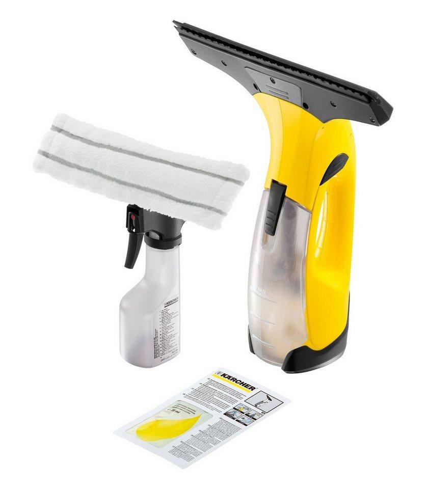 Fenstersauger »WV 2 plus« in gelb