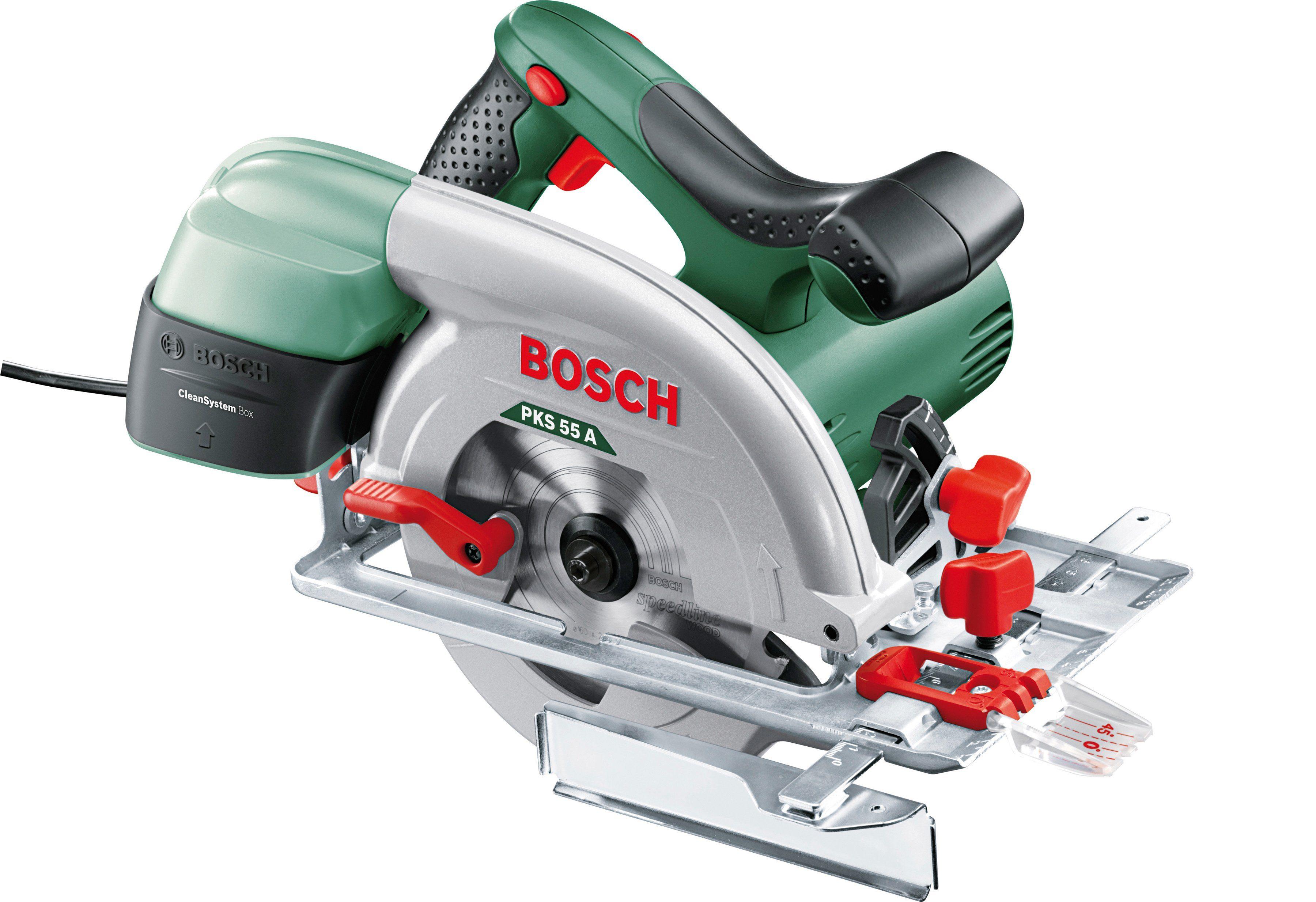 Bosch Handkreissäge »PKS 55 A«