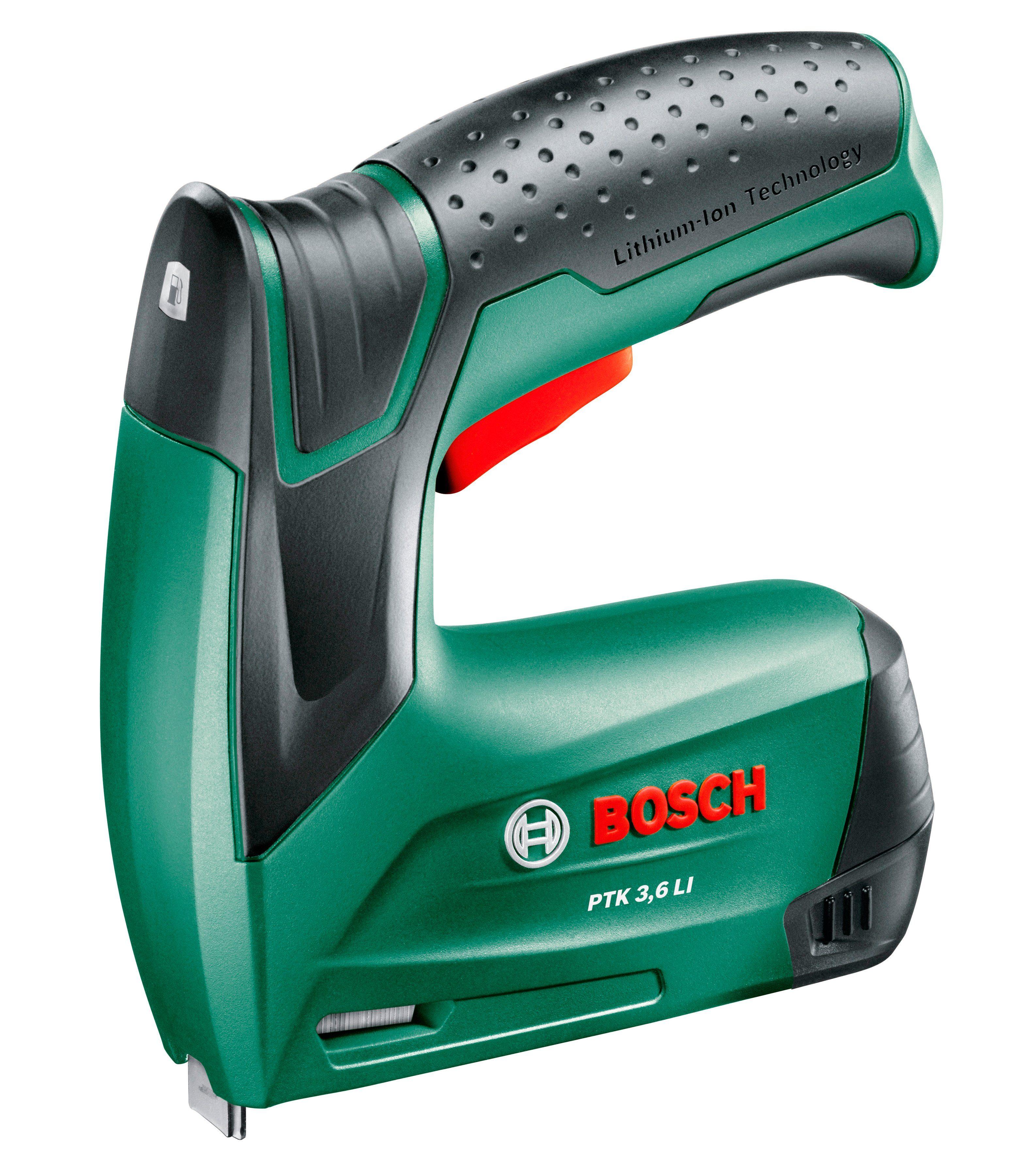 Bosch Akku-Tacker »PTK 3,6 Li«