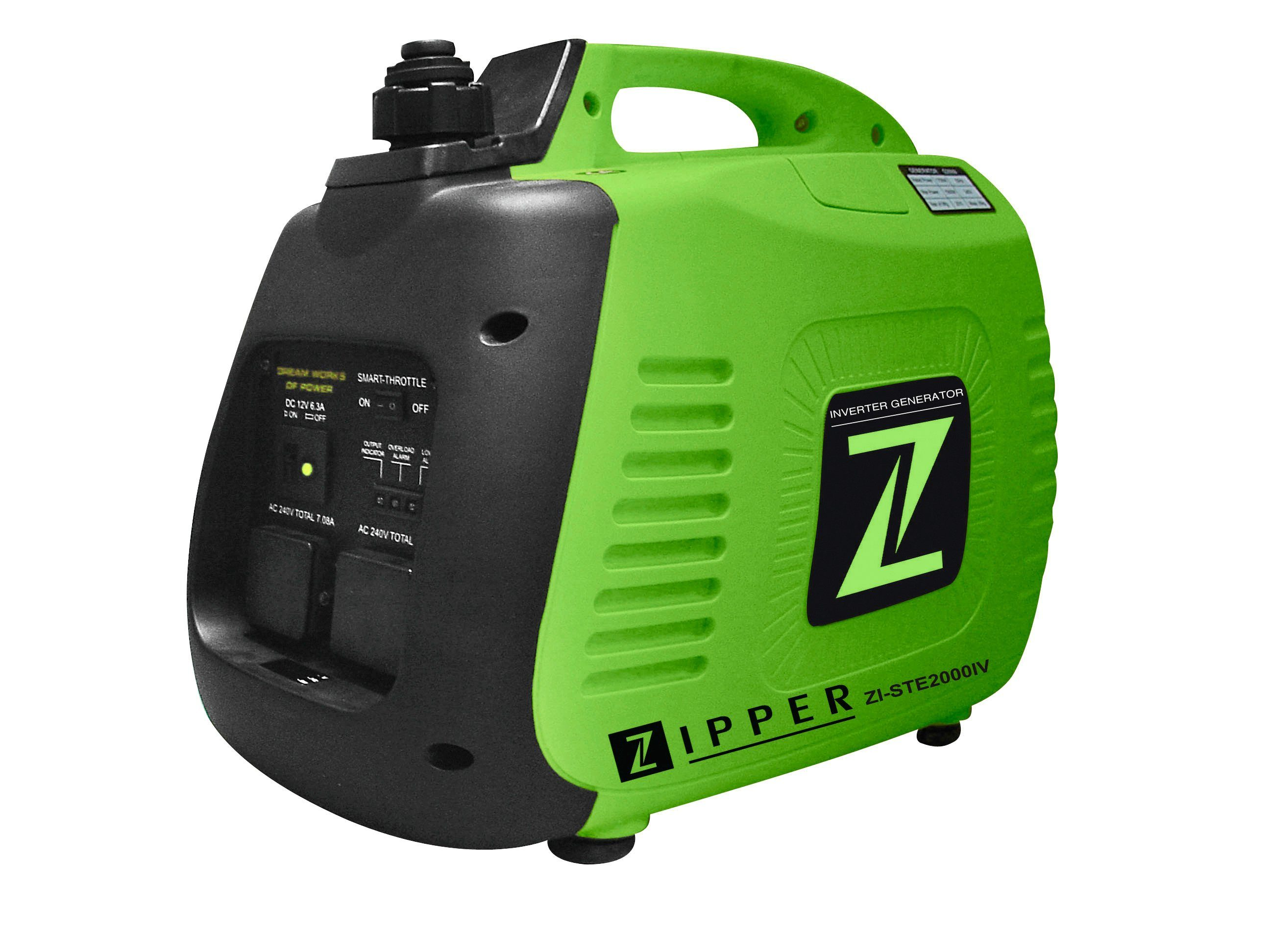 Zipper Stromerzeuger »ZI-STE2000IV«