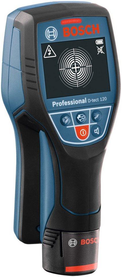 Ortungsgerät »D-tect 120 Prof - L-Boxx ready« in blau
