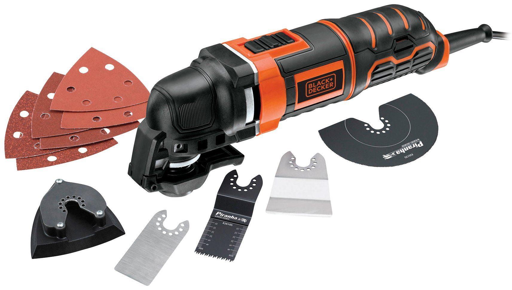 BLACK + DECKER Multifunktionswerkzeug »MT300KA«
