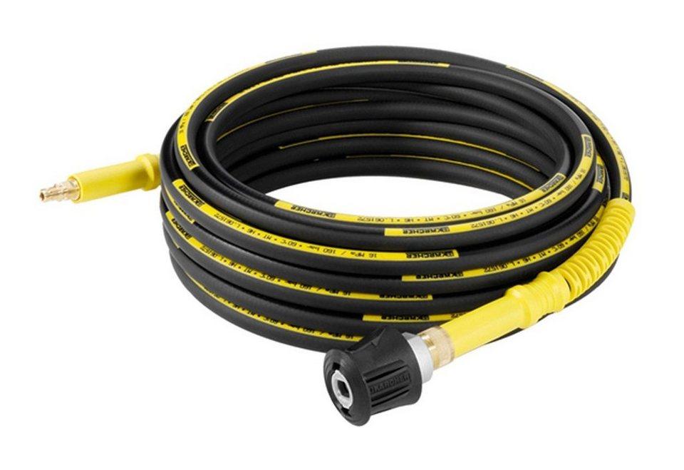 Hochdruckreiniger-Schlauchverlängerung »10 m« in schwarz