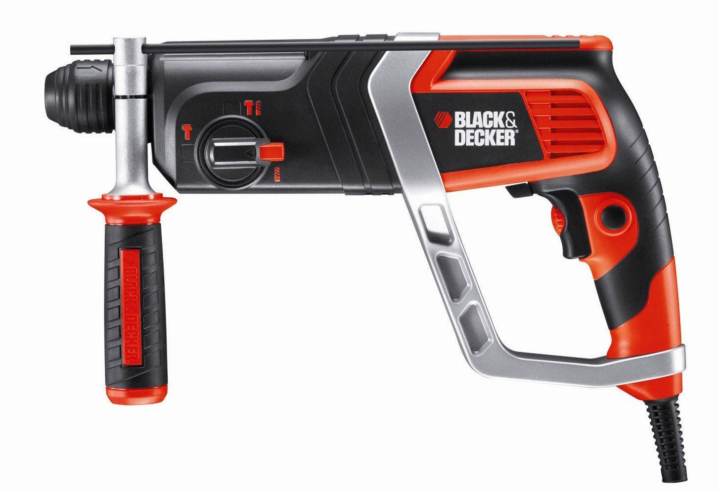 Black & Decker Bohrhammer »850W KD990KA«