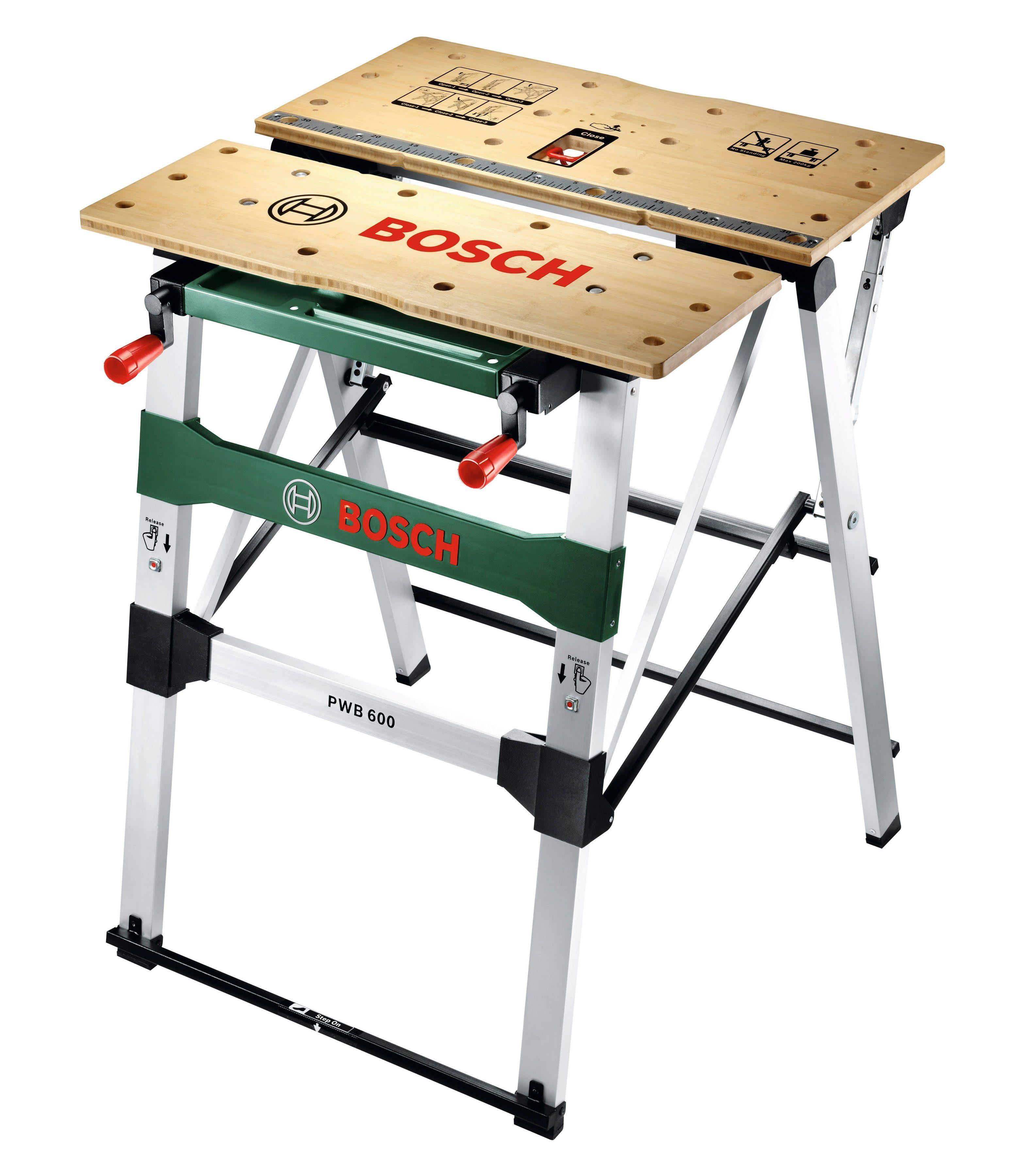 Bosch Arbeitstisch »PBW 600«