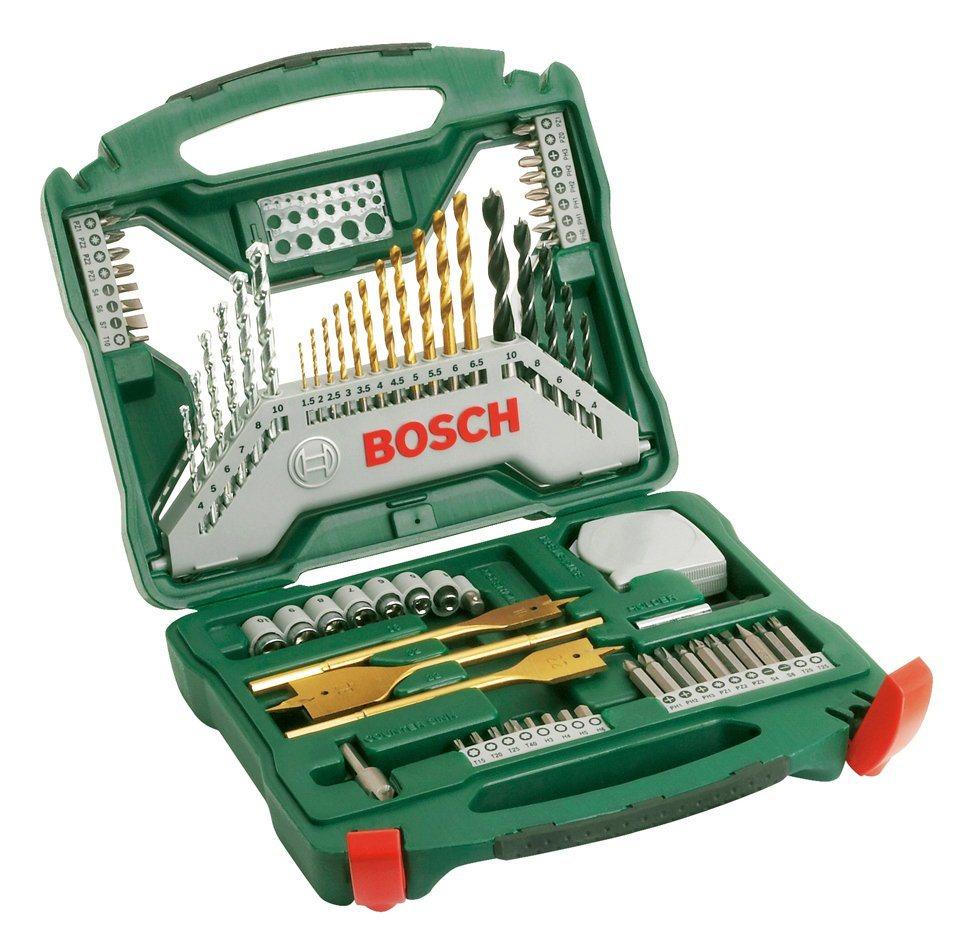 bosch bohrer-und bit-set »x-line titanium 70 (70-tlg.)« online