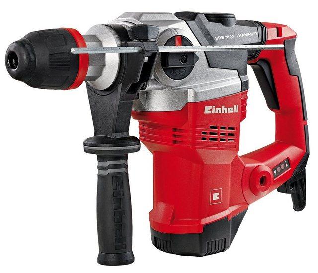 Einhell Bohrhammer TE-RH 38 E mit SDS-Max 1.050 W