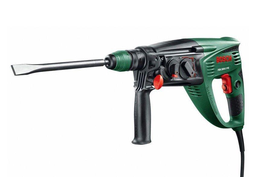 Bohrhammer »PBH 3000-2 FRE« in grün