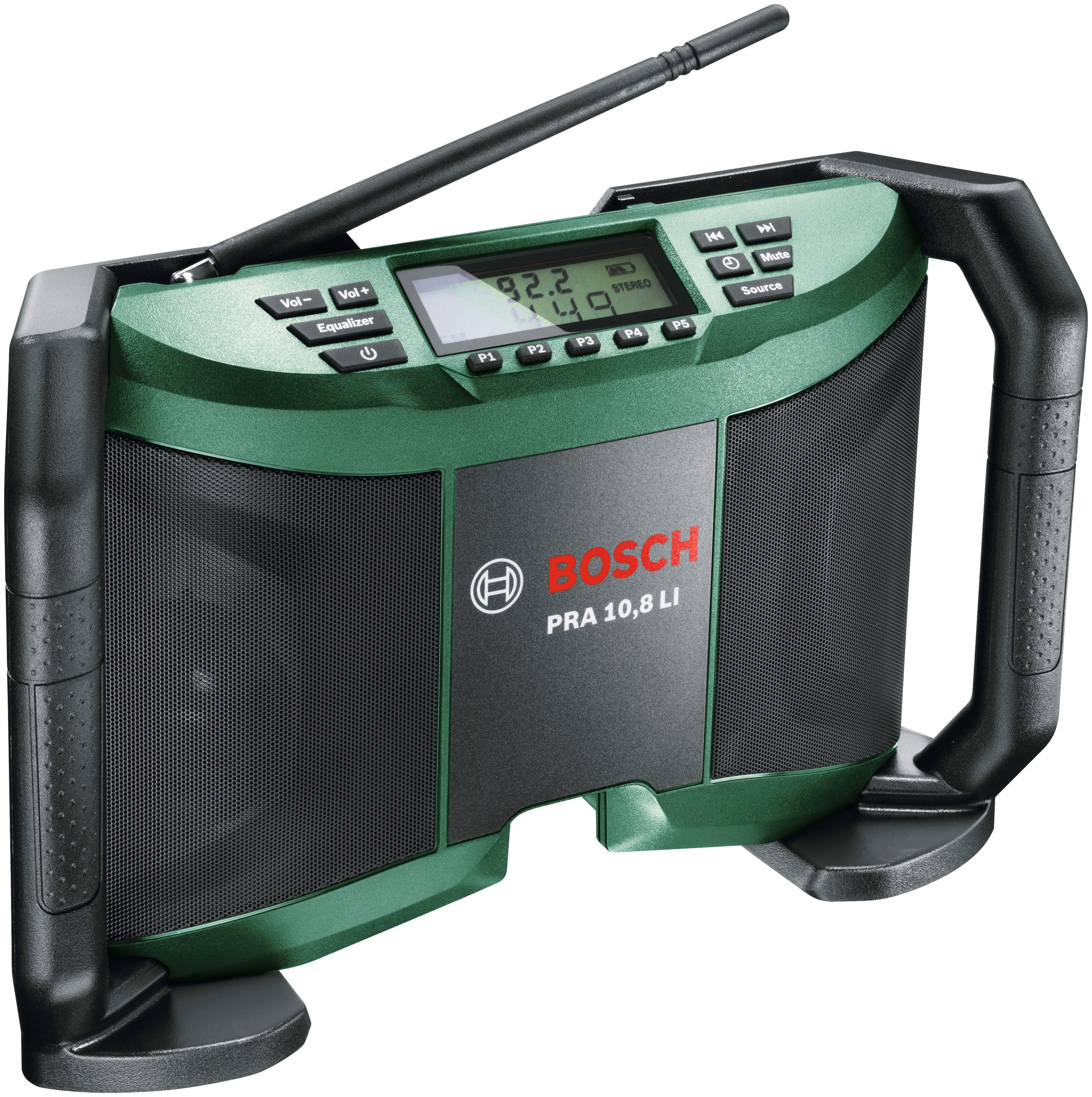 Akku-Radio »PRA 10,8 LI«