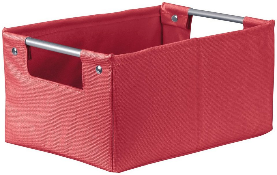 Aufbewahrungsbox »Gastona Box M« in rot