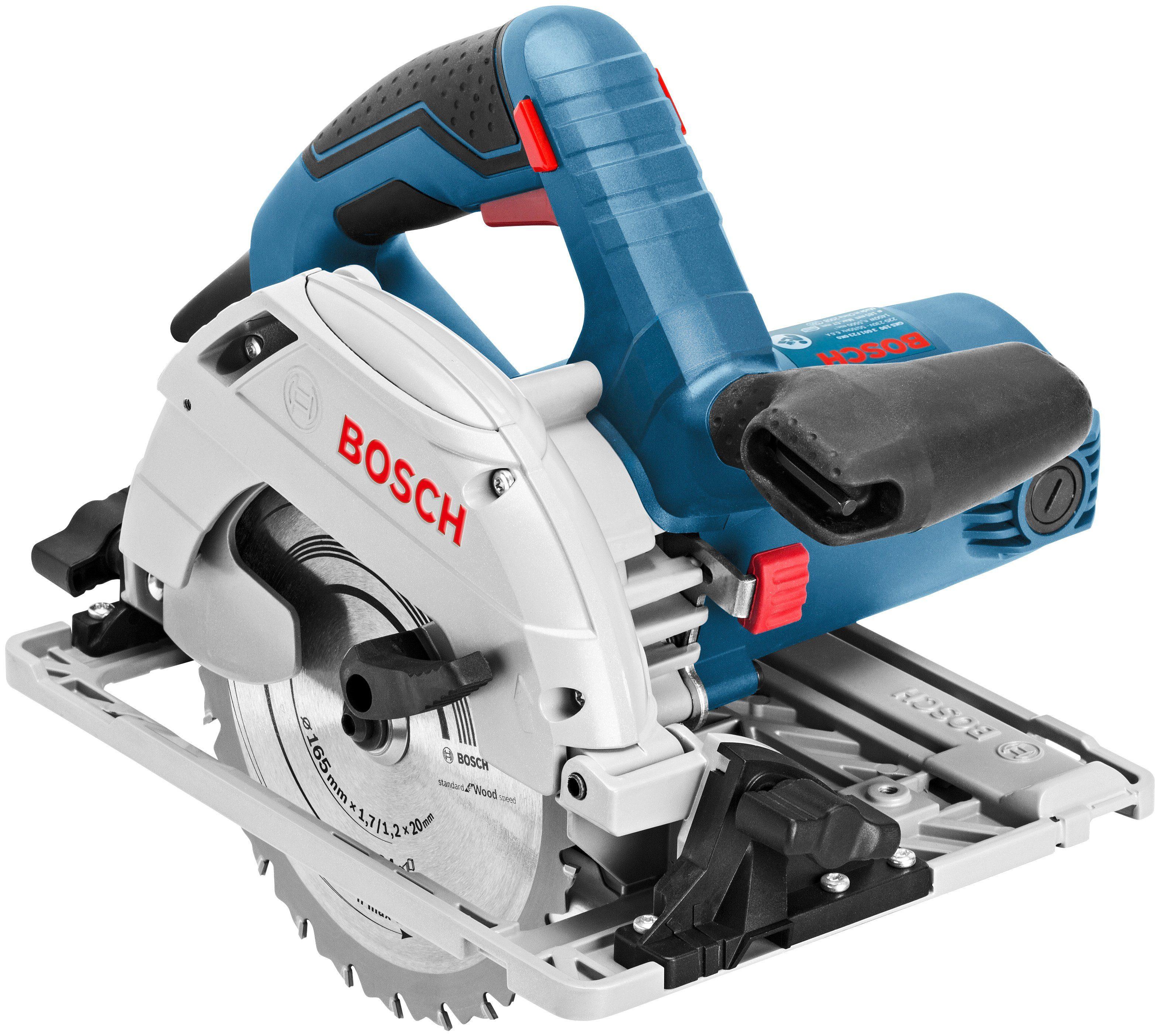 Bosch Professional Handkreissäge »GKS 55+G«
