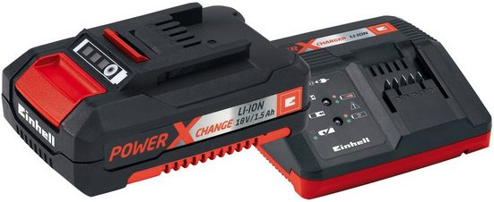 EINHELL Akku »Power-X-Change Starter Kit«, 18 V, 1,5 Ah