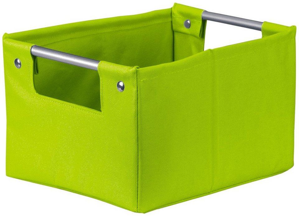 Aufbewahrungsbox »Gastona Box S« in hellgrün