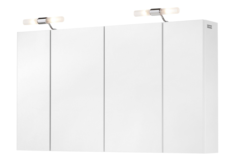 Spiegelschrank »Posen« Breite 103 cm, mit Beleuchtung