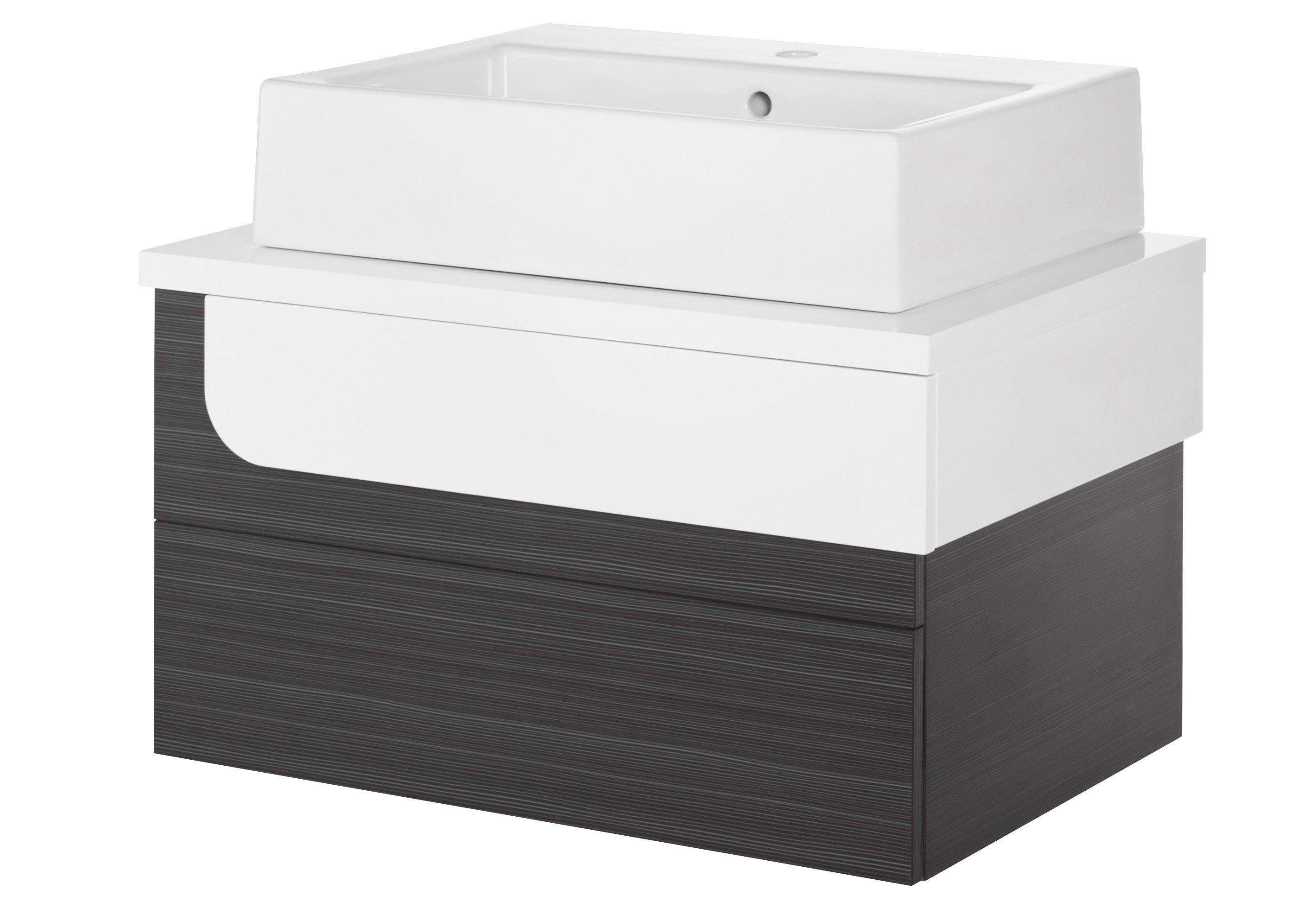 Aufsatz-Waschbecken »Urano und Sina«, Breite 60 cm
