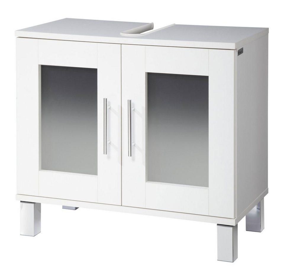 Waschbeckenunterschrank »Helsinki«, Breite 65 cm in weiß