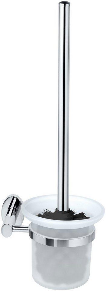 WC-Bürstengarnitur »TARIS« in chrom