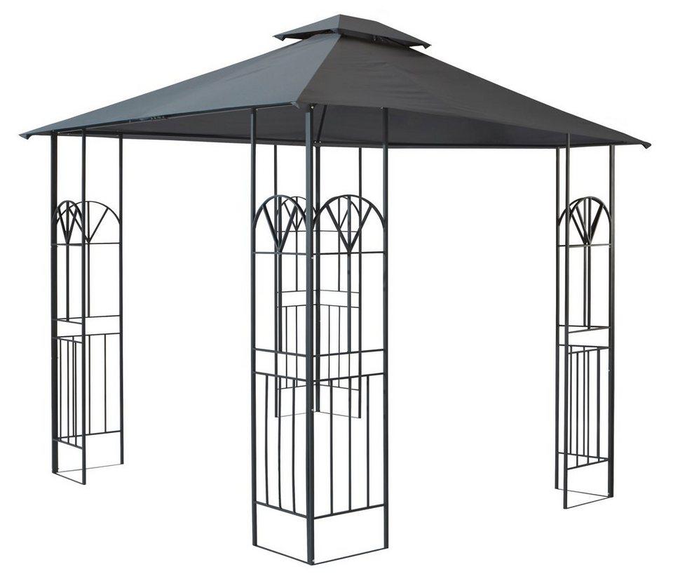 ersatzdach f r pavillon zier anthrazit kaufen otto. Black Bedroom Furniture Sets. Home Design Ideas
